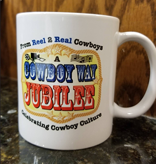 CW Jubilee Coffee Mug