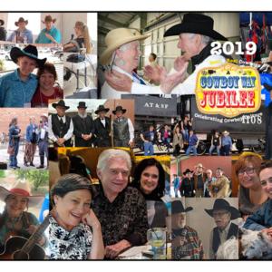 2019 Cowboy Way Jubilee Commemorative Poster