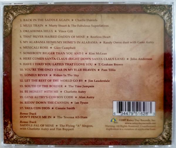 Boots CD Back